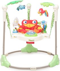 Бебешко бънджи - Tropic Fun - С музикални и светлинни ефекти -