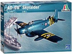 Американски самолет - AD-4W Skyraider -