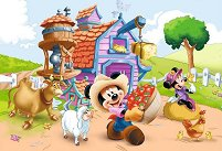 Мики Маус във фермата -
