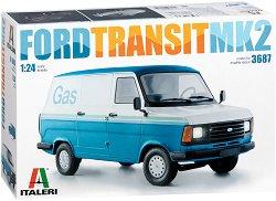Товарен автомобил - Ford Transit MK2 -