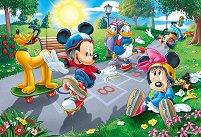 Мики Маус и приятели карат ролери - кукла