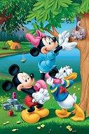 Мики Маус и приятели - пъзел