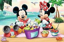 Мики и Мини на пикник - количка