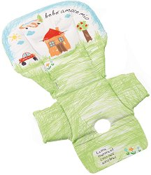 """Текстилна подложка - Soffice - Аксесоар за детски стол за хранене """"Campione"""" -"""