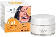 """Крем за лице с витамин C за нормална към мазна кожа - От серията """"Skin Expert"""" - маска"""