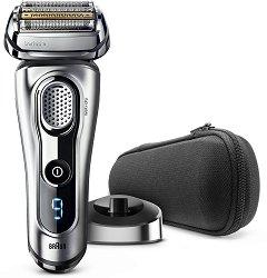 Braun Series 9 9260S Wet & Dry - Електрическа самобръсначка за мъже за сухо и мокро бръснене -