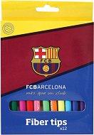 Флумастери - ФК Барселона - Комплект от 12 цвята