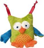 """Бухал - Плюшена играчка за бебета от серията """"Red Stars"""" -"""