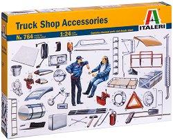 Аксесоари за европейски и американски камиони - Сглобяем комплект -
