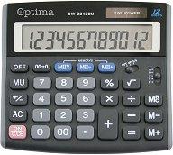 Настолен калкулaтор - Optima SW-2242DM
