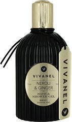 Vivian Gray Vivanel Neroli & Ginger Bath & Shower Gel - душ гел