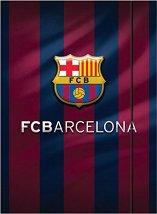 Папка с ластик - ФК Барселона - Формат A4
