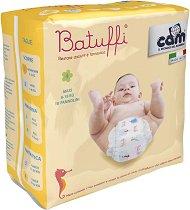 Cam Batuffi - Maxi 4 - Пелени за еднократна употреба за бебета с тегло от 8 до 18 kg - продукт