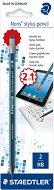 Графитен молив HB - С накрайник за писане върху екран и таблет -