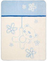 Бебешко одеяло - Teddy - Размери 75 х 100 cm - продукт