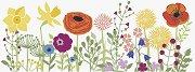 Декоративна самозалепваща лента - Цветя