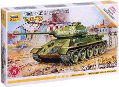 Съветски среден танк - T-34/85 -