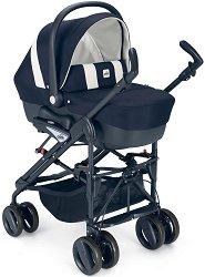 Бебешка количка 3 в 1 - Combi Tris - С 4 колела -