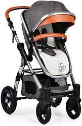 Комбинирана бебешка количка - Luxor -