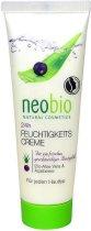 Neobio 24H Hydrating Cream - Хидратиращ крем за лице с алое вера и акай бери - маска