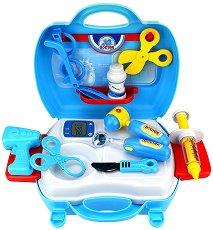 Лекарско куфарче - Детски комплект с аксесоари -