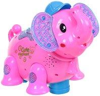 Слонче - Музикална играчка -