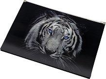 """Папка с цип - Формат А4 от серията """"Tiger"""""""