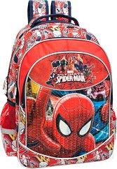 Ученическа раница - Спайдърмен - чанта