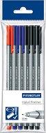 Тънкописци - Triplus 334 - Комплект от 6 броя