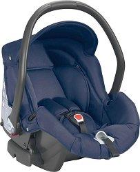 Бебешко кошче за кола - Area Zero+ - За бебета от 0 месеца до 13 kg -