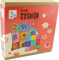 """Направи сама - Възглавничка - Творчески комплект от серията """"Crafts"""" - играчка"""