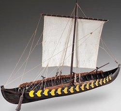 Викингска лодка - Gokstad -