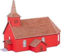 """Дървена църква """"Algaras"""" -"""