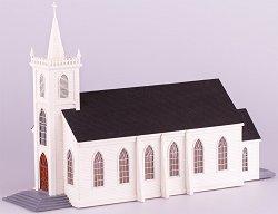 Дървена църква - Света Тереза Авилска -