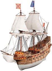 Флагмански кораб - San Martin - Сглобяем модел на кораб от дърво - макет
