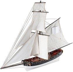 Катер - Le Cerf - Сглобяем модел на кораб от дърво - продукт