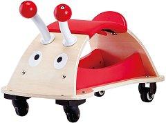 Калинка - Детска дървена играчка за яздене -