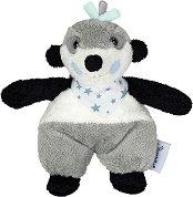 Сурикат - Elvis - Мека бебешка играчка с дрънкалка -