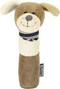 Кученце - Hanno - Мека бебешка играчка -