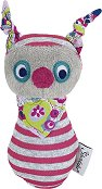 Бухалче - Emilie - Мека бебешка играчка -