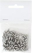 Накрайник за връзки за бижута - пружинка - Комплект от 50 броя