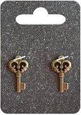 Метални висулки - Ключове - Комплект от 2 броя