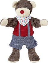 Кукла за куклен театър - Меченце Bobby -