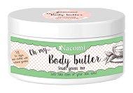 Nacomi Body Butter Fresh Green Tea - червило