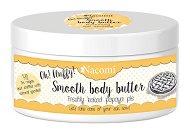 Nacomi Smooth Body Butter Freshly Baked Papaya Pie - Масло за тяло с аромат на прясно изпечен пай с папая - продукт