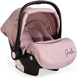 Бебешко кошче за кола - Gala - За бебета от 0 месеца до 10 kg -
