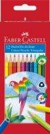 Цветни моливи - Комплект от 12 или 24 цвята