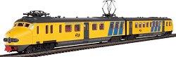 Електрически локомотив - Hondekop - Аналогов стартов комплект с релси - макет