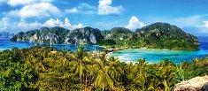 Остров Пхи Пхи, Тйланд -
