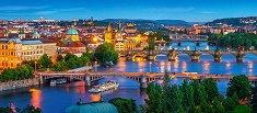 Нощна Прага -